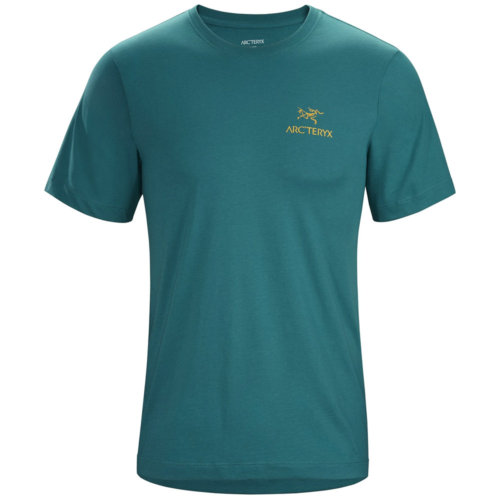 Mouse over to zoom an area or click here for Hi-Res image of Arc'Teryx Emblem Tee Shirt Men's