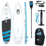 Badfish Monarch Inflatable Paddleboard SUP 11'