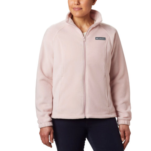 Mouse over to zoom an area or click here for Hi-Res image of Columbia Benton Springs Full Zip Fleece Jacket Women's Closeout