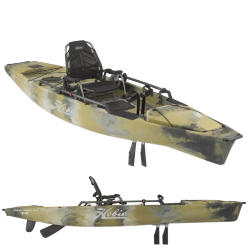 Mouse over to zoom an area or click here for Hi-Res image of Hobie Mirage Pro Angler 14 Kayak 2020
