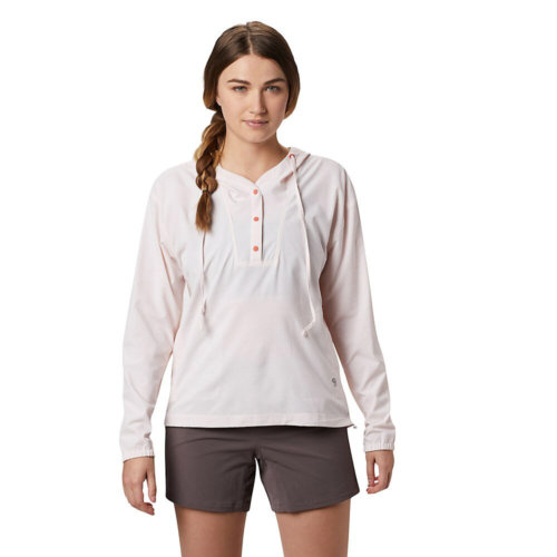 Mouse over to zoom an area or click here for Hi-Res image of Mountain Hardwear Mallorca Stretch Long Sleeve Shirt Women's