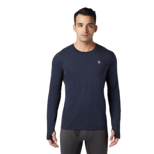 Mouse over to zoom an area or click here for Hi-Res image of Mountain Hardwear Ghee Long Sleeve Crew Men's