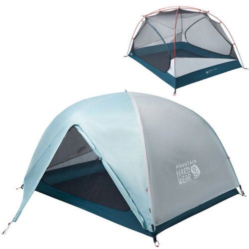 Mouse over to zoom an area or click here for Hi-Res image of Mountain Hardwear Mineral King 3 Tent
