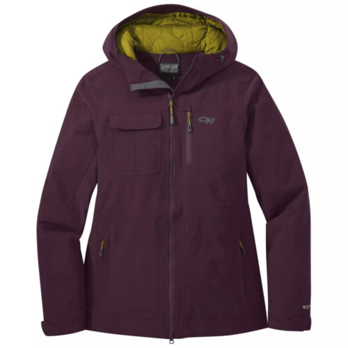 Mouse over to zoom an area or click here for Hi-Res image of Outdoor Research Blackpowder II Jacket Women's