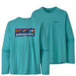 Patagonia Capilene Cool Daily Graphic Shirt Long Sleeve Men's