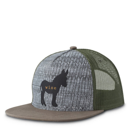 Mouse over to zoom an area or click here for Hi-Res image of Prana Journeyman Trucker Hat