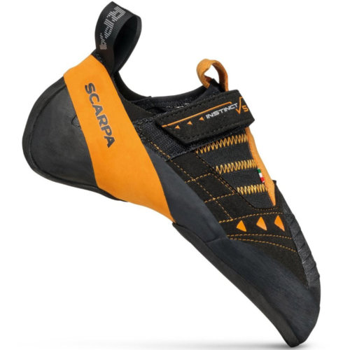 Mouse over to zoom an area or click here for Hi-Res image of Scarpa Instinct VS Climbing Shoes Mens