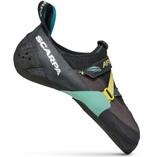Mouse over to zoom an area or click here for Hi-Res image of Scarpa Arpia Climbing Shoes Women's