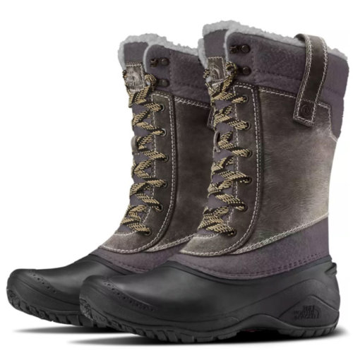 Mouse over to zoom an area or click here for Hi-Res image of The North Face Shellista III Lace Mid Boots Women's Closeout