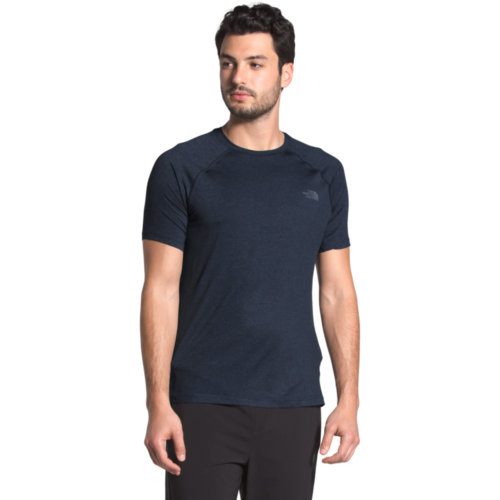 Mouse over to zoom an area or click here for Hi-Res image of The North Face Hyperlayer FD Short Sleeve Crew Mens Closeout