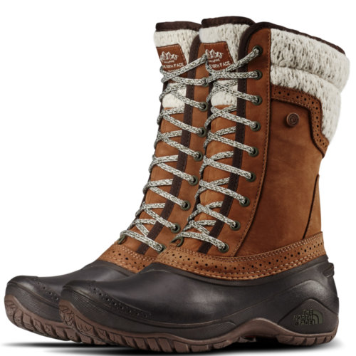 The North Face Shellista II Lace Mid Boots Womens