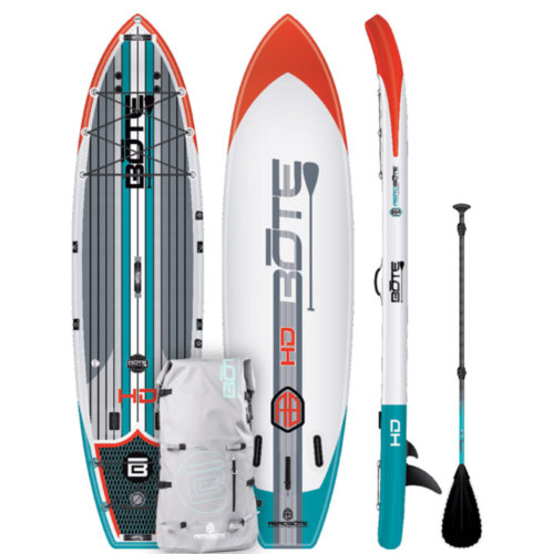 BOTE HD Aero Inflatable Paddleboard 11'6""