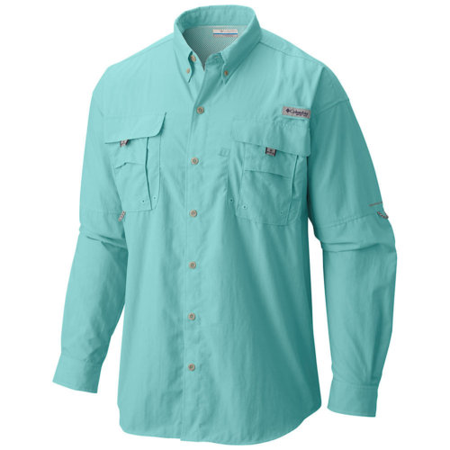 Columbia PFG Bahama II Long Sleeve Shirt Men's
