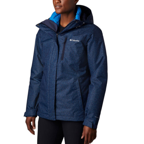 Mouse over to zoom an area or click here for Hi-Res image of Columbia Whirlibird IV Interchange Jacket Women's