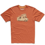 Howler Bros Hermanos Tacos Tee Shirt Men's