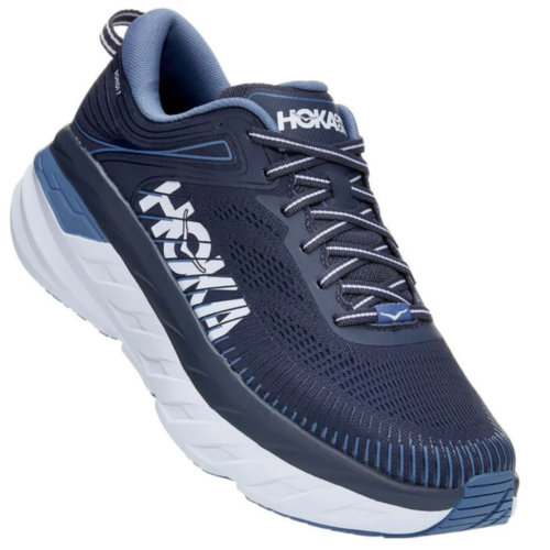 Mouse over to zoom an area or click here for Hi-Res image of Hoka One One Bondi 7 Running Shoes Men's