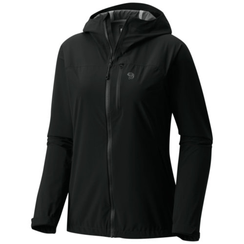 Mouse over to zoom an area or click here for Hi-Res image of Mountain Hardwear Stretch Ozonic Jacket Women's