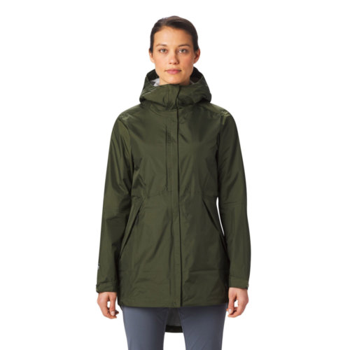 Mouse over to zoom an area or click here for Hi-Res image of Mountain Hardwear Acadia Parka Women's Closeout