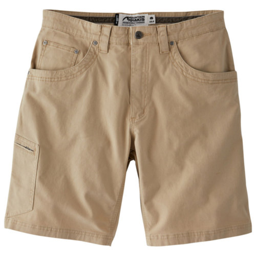 Mouse over to zoom an area or click here for Hi-Res image of Mountain Khakis Camber 107 Shorts Men's