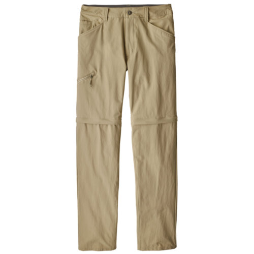 Mouse over to zoom an area or click here for Hi-Res image of Patagonia Quandary Convertible Pants Men's Closeout