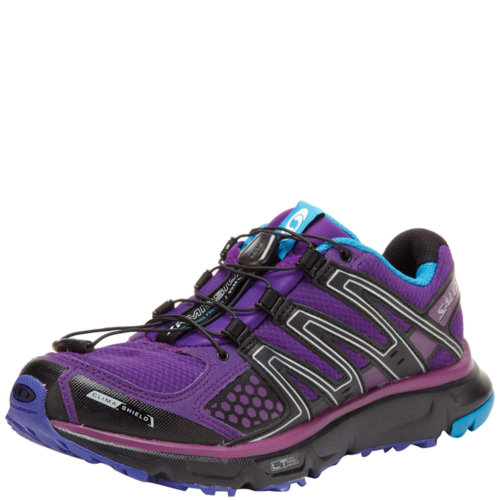 Mouse over to zoom an area or click here for Hi-Res image of Salomon XR Mission CS Trail Running Shoes Womens Closeout