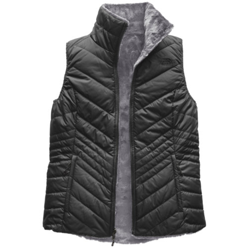 Mouse over to zoom an area or click here for Hi-Res image of The North Face Mossbud Insulated Reversible Vest Womens Closeout