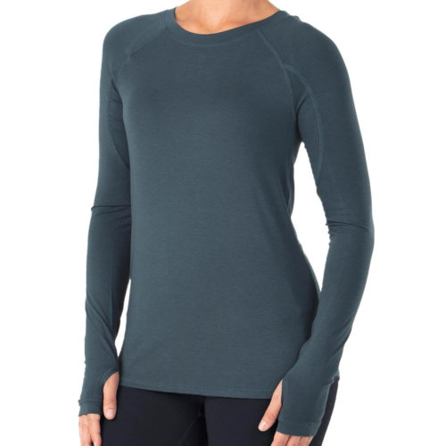 Mouse over to zoom an area or click here for Hi-Res image of Free Fly Bamboo Midweight Long Sleeve Women's