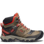 Keen Ridge Flex Mid Waterproof Boots Mens
