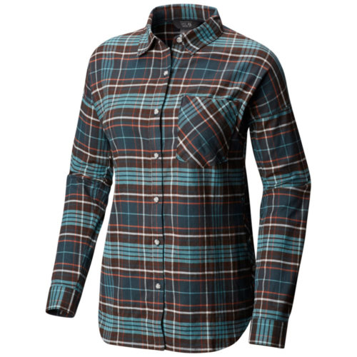 Mouse over to zoom an area or click here for Hi-Res image of Mountain Hardwear Karsee Long Sleeve Shirt Women's Closeout
