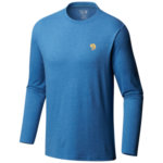 Mountain Hardwear MHW Logo Graphic Long Sleeve Tee Men's Closeout