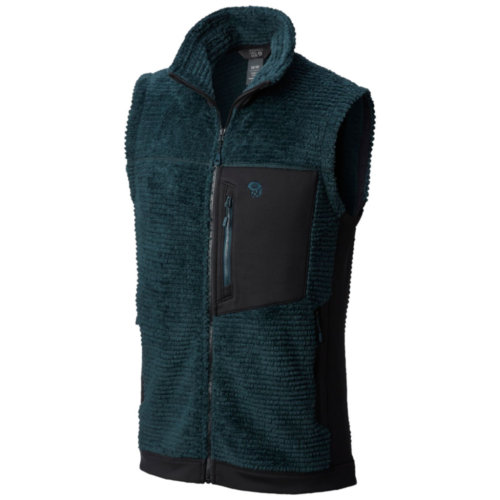 Mouse over to zoom an area or click here for Hi-Res image of Mountain Hardwear Monkey Man Vest Men's Closeout