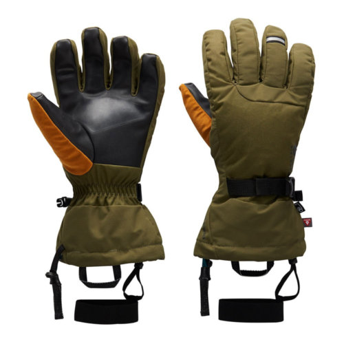 Mouse over to zoom an area or click here for Hi-Res image of Mountain Hardwear FireFall 2 Gore-Tex Gloves Men's Closeout