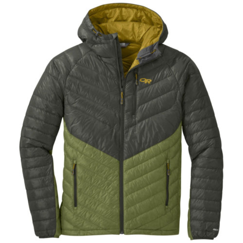 Mouse over to zoom an area or click here for Hi-Res image of Outdoor Research Illuminate Down Hoody Men's Closeout