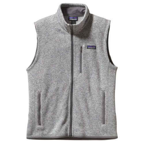 Mouse over to zoom an area or click here for Hi-Res image of Patagonia Better Sweater Vest Mens Closeout