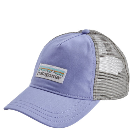 Patagonia Pastel P-6 Lable Layback Trucker Hat Women's Closeout
