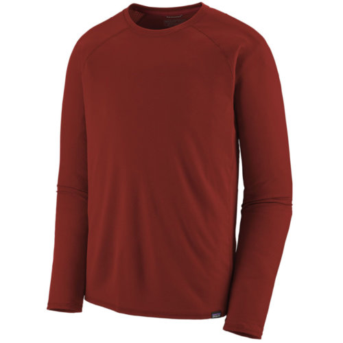 Mouse over to zoom an area or click here for Hi-Res image of Patagonia Capilene Midweight Crew Mens