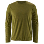 Patagonia Capilene Cool Daily Shirt Long Sleeve Men's Closeout