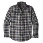 Patagonia Organic Pima Cotton Long Sleeve Shirt Mens Closeout