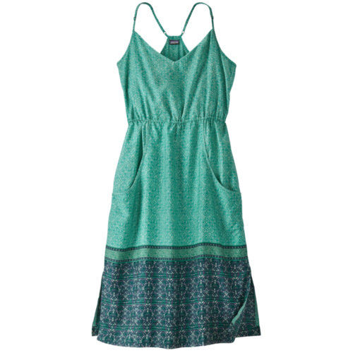Mouse over to zoom an area or click here for Hi-Res image of Patagonia Lost Wildflower Dress Women's Closeout