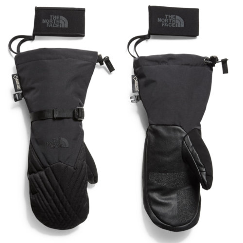 Mouse over to zoom an area or click here for Hi-Res image of The North Face Montana Gore Tex Mitts Womens Closeout