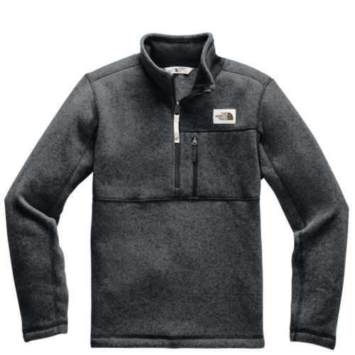Mouse over to zoom an area or click here for Hi-Res image of The North Face Gordon Lyons 1/4 Zip Fleece Boy's