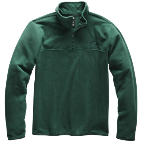 Mouse over to zoom an area or click here for Hi-Res image of The North Face TKA Glacier 1/4 Zip Fleece Men's Closeout