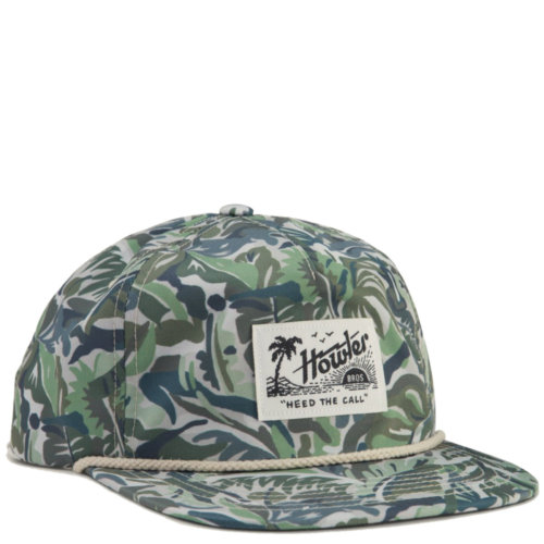 Mouse over to zoom an area or click here for Hi-Res image of Howler Bros Paradise Snapback Hat