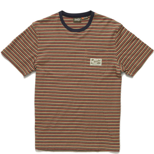 Howler Bros Zuma Jacquard Pocket Tee Shirt Men's