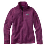 Patagonia Better Sweater 1/4-Zip Womens Closeout