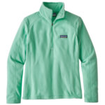 Patagonia Micro D 1/4 Zip Fleece Women's Closeout