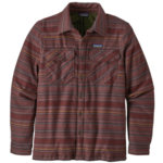 Patagonia Insulated Fjord Flannel Jacket Mens Closeout