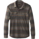 Prana Asylum Flannel Shirt Men's Closeout