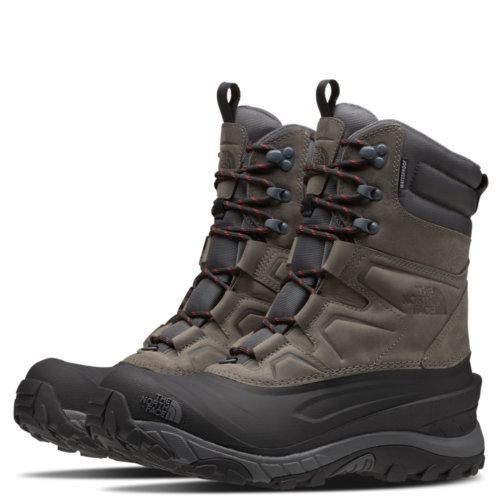 Mouse over to zoom an area or click here for Hi-Res image of The North Face Chilkat 400 II Boots Men's