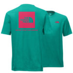 The North Face Red Box Tee Short Sleeve Men's Closeout